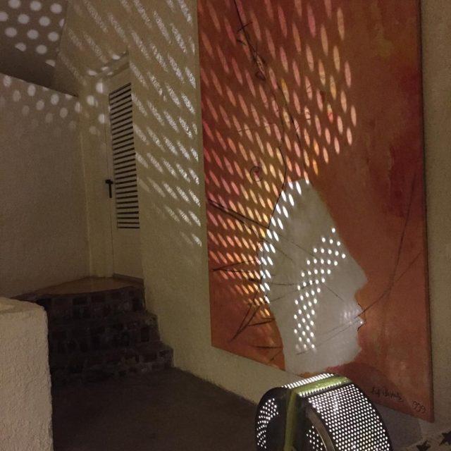 Nieuw licht op hoffenterhof!  Shedding a a New lighthellip