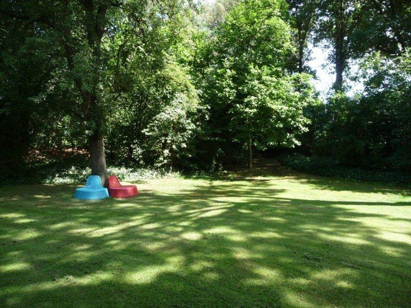 Lekker plekje in de tuin