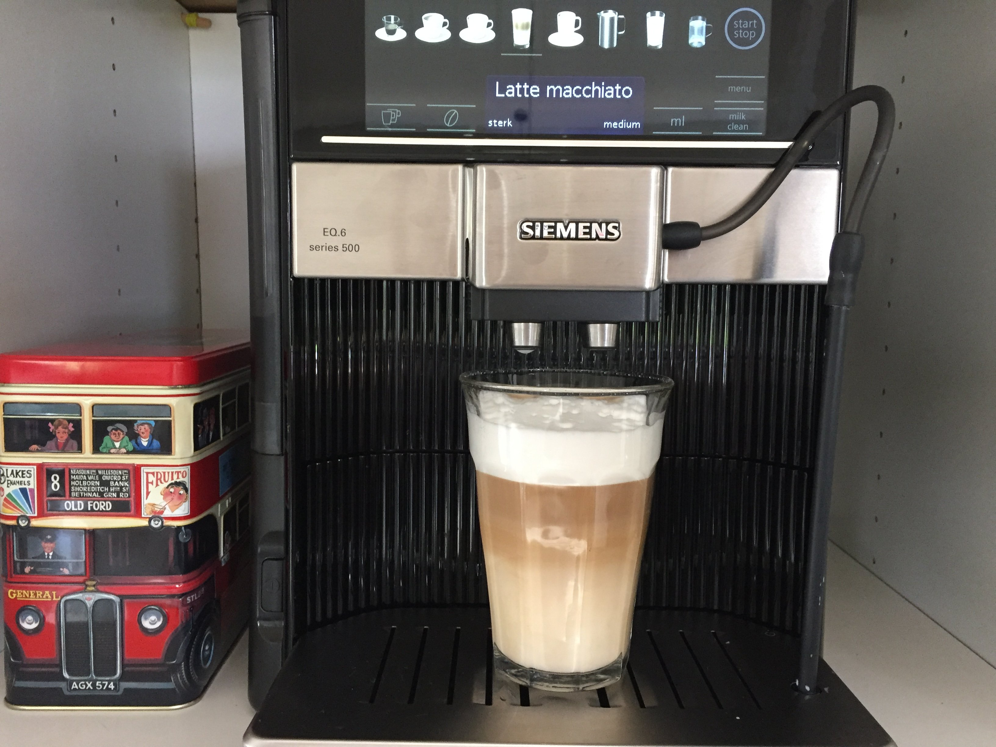 Espresso apparaat